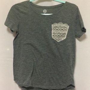 Cute grey t shirt